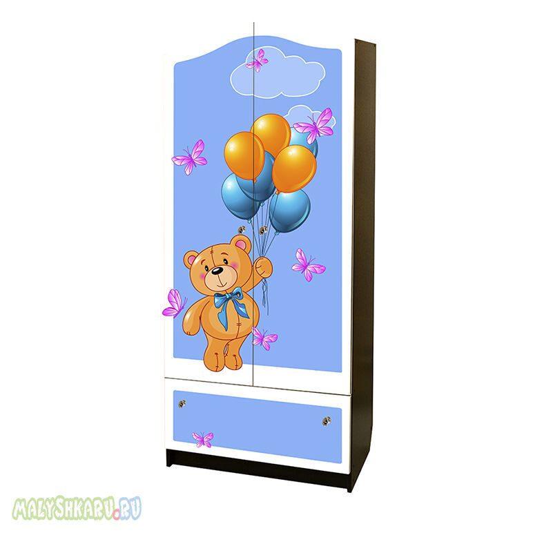 Рисунки на детские шкафы