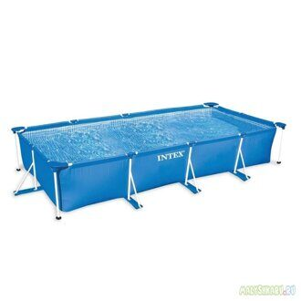 Каркасный бассейн Intex 28273 Metal Frame Pool 450x220x84