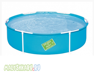 Каркасный бассейн Bestway My First Frame Pool 152х38 56283