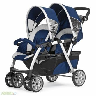 Коляска Chicco Together Twin stroller