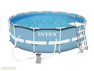 Каркасный бассейн Intex 28718 Prism Frame Pool 366x99