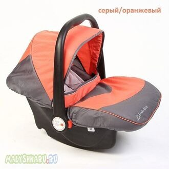 Автокресло Leader Kids BB7