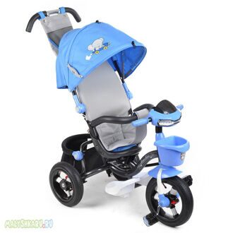 Велосипед Mini Trike Animals 960-2 NEW 2106 свет/муз панель