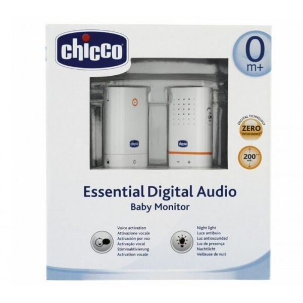 Радионяня Chicco Essential Digital Audio