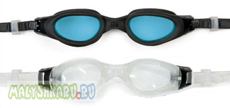 Очки для плавания Professional Comfortable Goggles Intex 55692