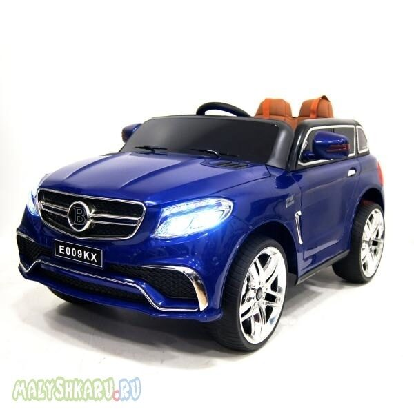 Электромобиль RiverToys Mercedes-Benz Brabus ML63