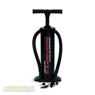 Насос ручной Hi-Output Hand Pump Intex 68615