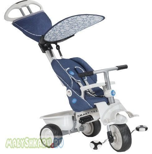 Велосипед Smart Trike Stoller Recliner