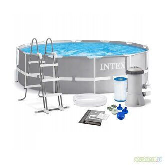 Каркасный бассейн Intex 26716 Prism Frame Pool 366x99
